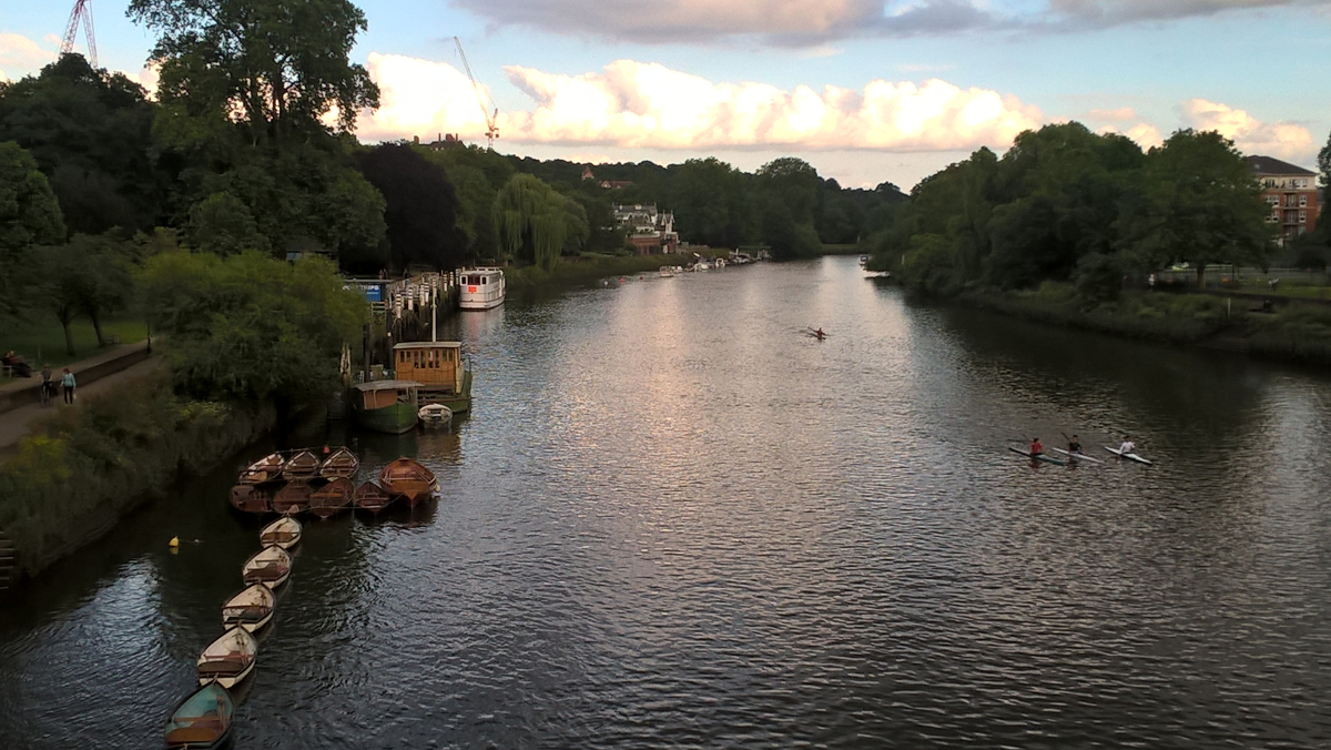 The Thames in Richmond
