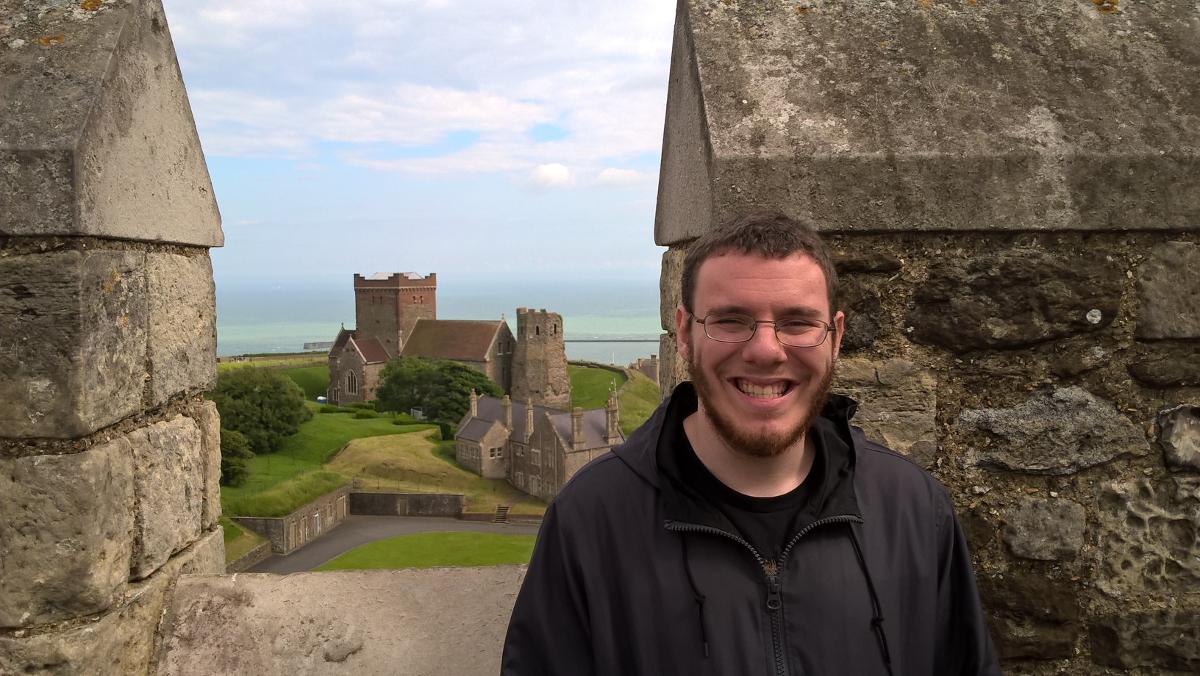 Atop Dover Castle